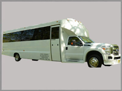 27 Passenger Party Bus